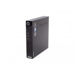 "Lenovo ThinkCentre M93p Tiny -  i5-4570T | 8GB DDR3 | 500GB HDD 2,5"" | NO ODD | HD 4600 | Win 10 Pro"