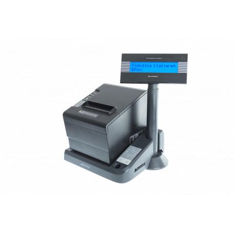 eKasa tlačiareň eFox LAN - použité